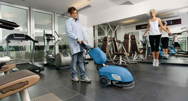 Melbourne fitness centre cleaning